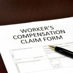 Workers Compensation Claim Form Image