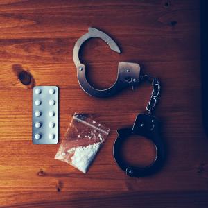 Handcuffs & Drugs