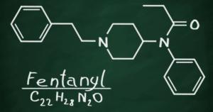 Fentanyl Chemical Bonds