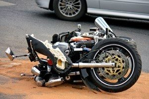 Broken Motorcycle