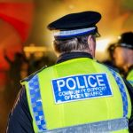 arrested at a concert