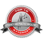 Top 10 Personal Injury & Criminal Attorney