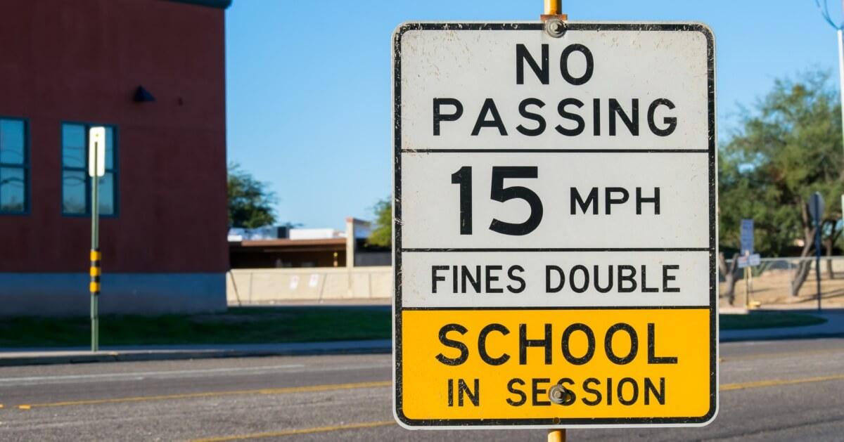 Your Guide to Chicago School Zone Speeding Tickets