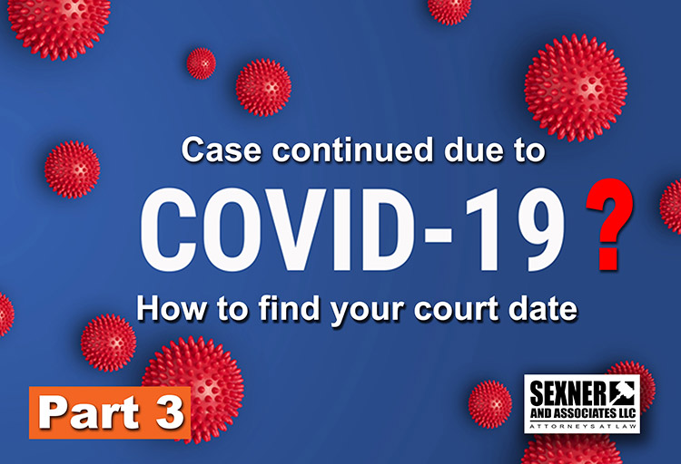 How to Find Your Court Date - Part-3